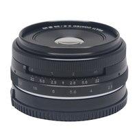 Майке MK-28mm-S большой апертурой руководство multi покрытием фокус объектива APS-C для Sony NEX3 NEX5 NEX6 NEX7 A5000 A5100 A6000 A6100 A6300