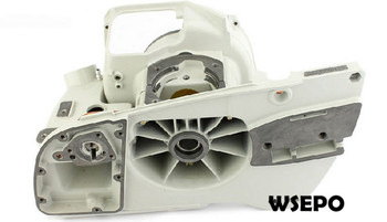 Top Quality! Crank Case for MS070 Small Gasoline 02 Stroke Chainsaw/Wood Spliter/Log Cutting Machine