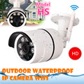 HD waterproof ip camera IP65  wifi wieless Security surveillance outdoor Onvif nvr Megapixel Alarm support sd card