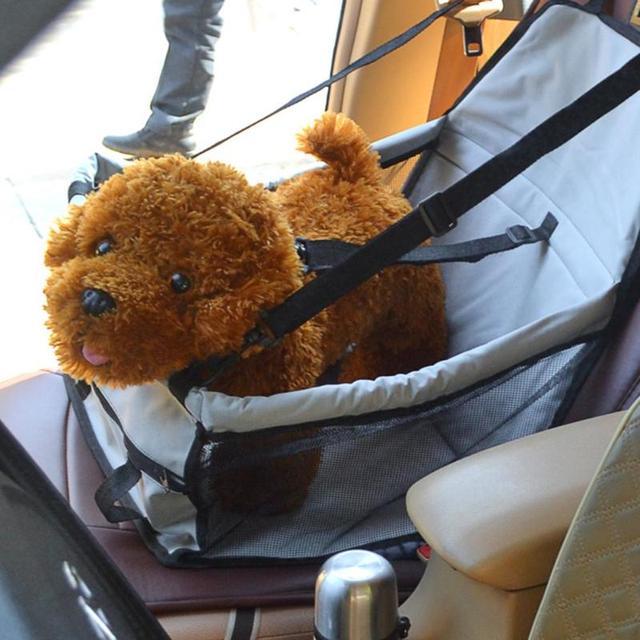 Waterproof Car Back Seat Basket