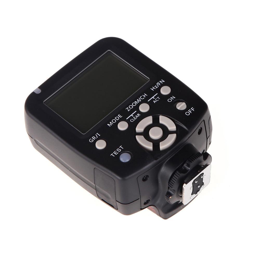 Yongnuo 1 x YN560TX LCD Bezdrátový bleskový ovladač + 2 x YN560 - Videokamery a fotoaparáty - Fotografie 5