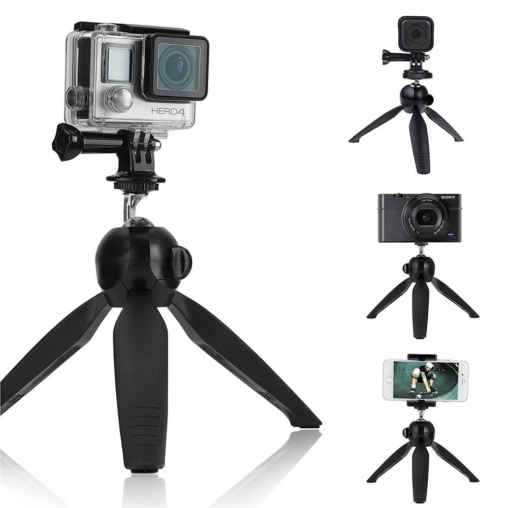 Phone Tripod Camera Stand Premium Mini Selfie Hand  Tabletop Tripod -2