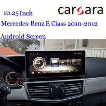 Merce des W212 W211 DVD GPS Android Display Car Video Audio Infotainment Interface Vehicle Navigation Device For Ben z E Class
