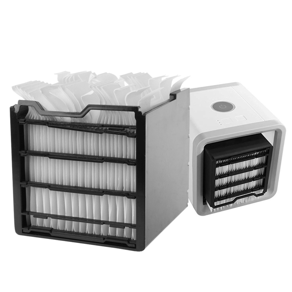 купить MEXI Air Conditioner Parts Filter Nano Technology Arctic Air Portable Personal Space Cooler Replacement 10.8x10.8cm по цене 624.22 рублей