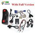 Auto Scanner de Diagnóstico FVDI ABRITES COMMANDER com 18 Softwares + conjunto Completo sem tempo limitado para uso + DHL frete grátis