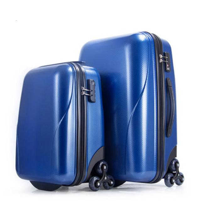 9c806b6608f2 BeaSumore 22 inch Rolling Luggage Spinner Trolley 18 inch Women Suitcase  Wheel Travel bag Men Password Cabin Hard Trunk
