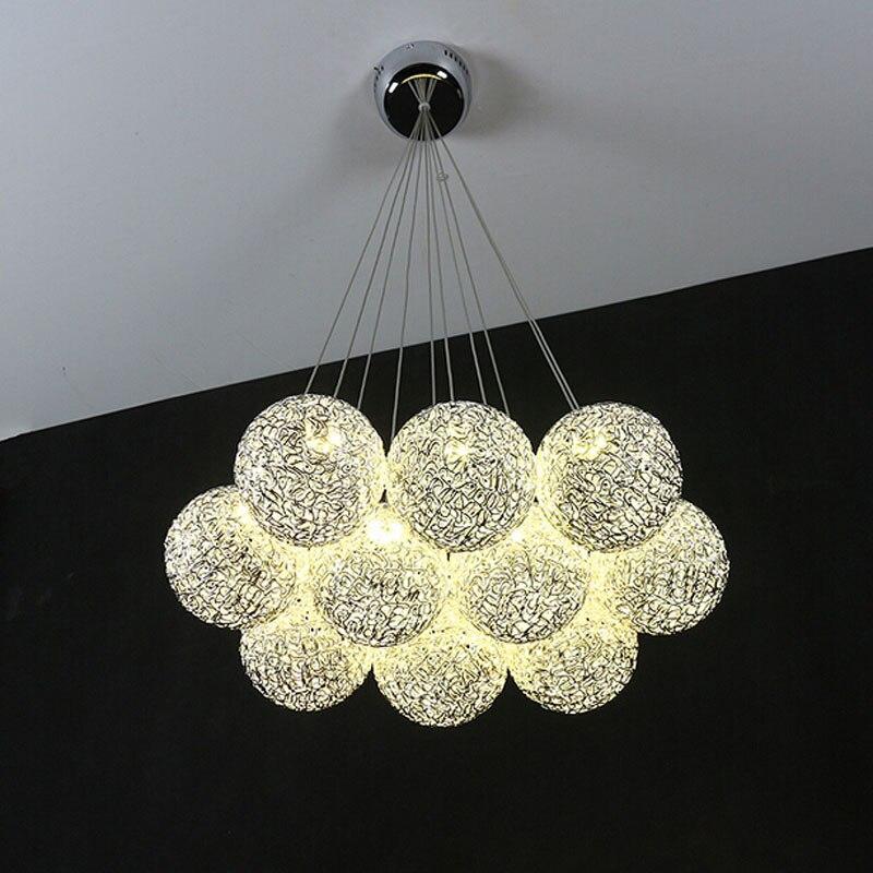 modernen minimalistischen kronleuchter mode kreative esszimmer lichter lampen personalisierte kunst esszimmer bar tischlampe led beleuchtung - Moderne Kreative Esszimmer