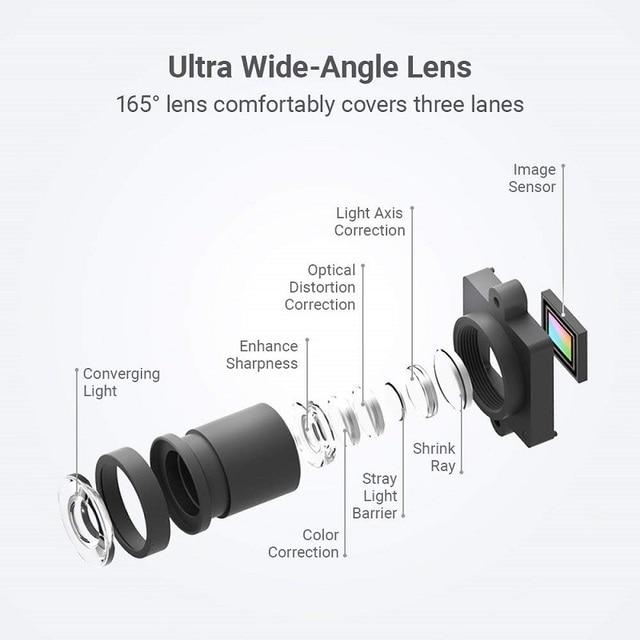 YI Smart Dash Camera 2.7  2