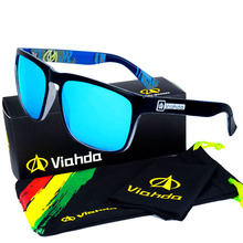 2016 Brand New Sunglasses Men Black Cool Travel Sun Glasses High Quality Eyewear Oculos Gafas With box