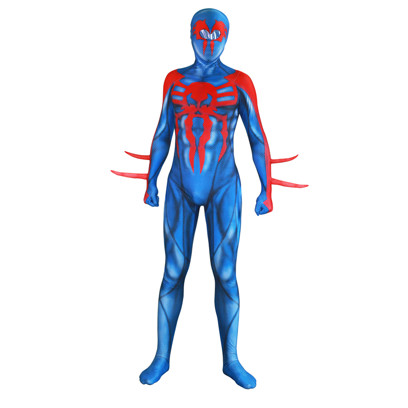 Halloween cosplay3D digital printing men Peter Benjamin Parker Spider-Man  New Age Siamese Tight-Fitting Clothes