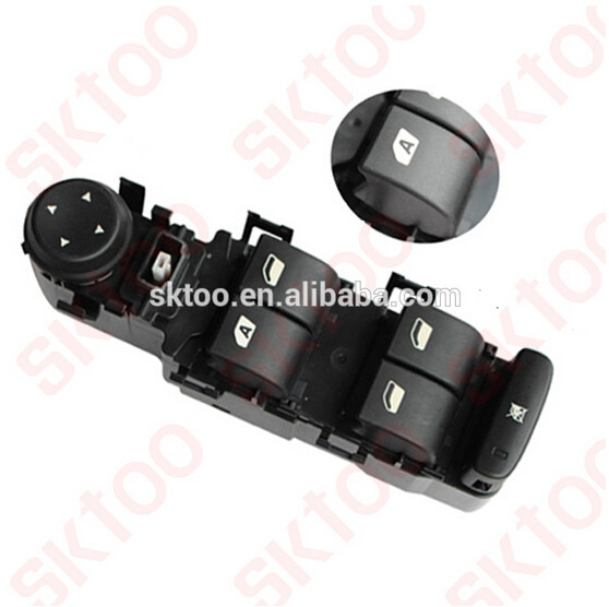 SKTOO power window master switch for peugeot 308