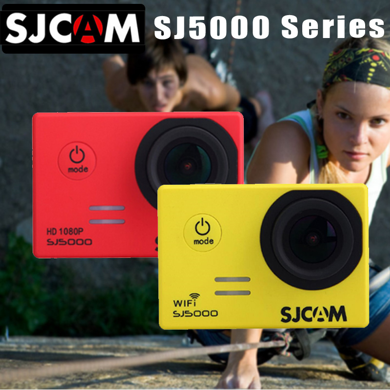 Original SJCAM 5000 Series Action Camera sj5000 & sjcam sj5000 wifi  Ambarella Extreme Waterproof sport camera экшн камера sjcam sj5000 wifi