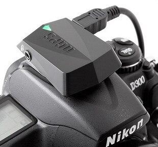 ФОТО Columbus nGPS Geotagging GPS (Direct Connect to Nikon & Fujifilm Digital SLRs) (Remote Cord Included)