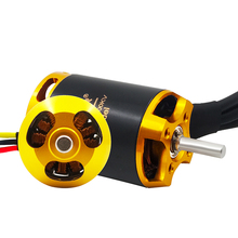 High Speed QX-MOTOR 3027 3600KV DC Brushless Motor DIY RC Coreless Strong Torque Toy Car Ship Boat Plane Model Repair Tool 6v 1 5w 220rpm dc gear motor 370 slowdown motor d spindle smart car toy model diy ship boat plane accessories freeshipping