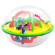 299 Level 3D Magic Maze Ball Perplexus Epic Magical Intellect Ball Educational Toys Marble Puzzle Game Balls IQ Balance Toy