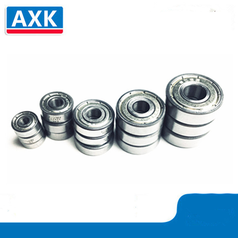 10pcs Double Shielded Miniature GCR15 Steel Single Row 625ZZ P0.ZV1 / ABEC-1.Z2 Deep Groove Ball <font><b>Bearing</b></font> <font><b>5*16*5</b></font> 5x16x5 625 ZZ 2Z image