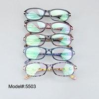 2015 New Style Wholesale Eyeglasses Frame Acetate Eyelasses Frame 5503