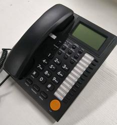 Telefone de escritório de alta qualidade/identificador de chamadas telefone/pbx/pabx telefone de negócios-quente