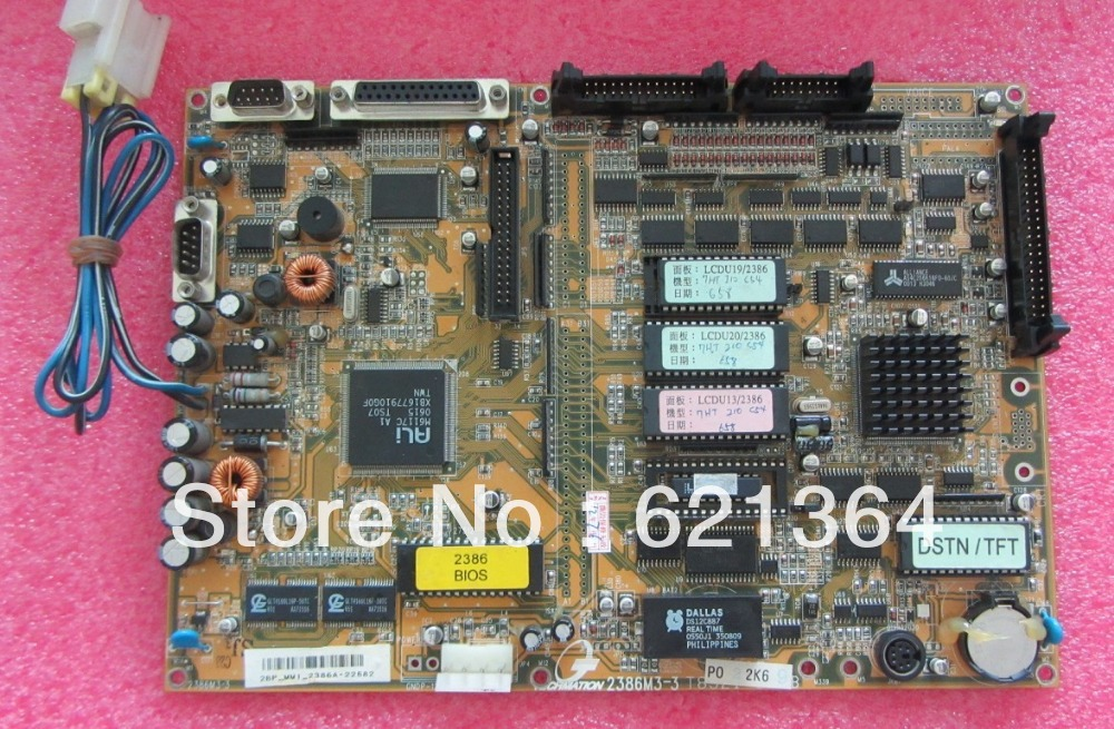 2386M3-3     Motherboard  for industrial use new and original  100% tested ok2386M3-3     Motherboard  for industrial use new and original  100% tested ok