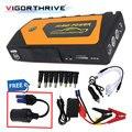 Автомобильное зарядное устройство Power Bank многофункциональное автомобильное пусковое устройство стартер Аккумулятор Booster 12V аварийное пуск...