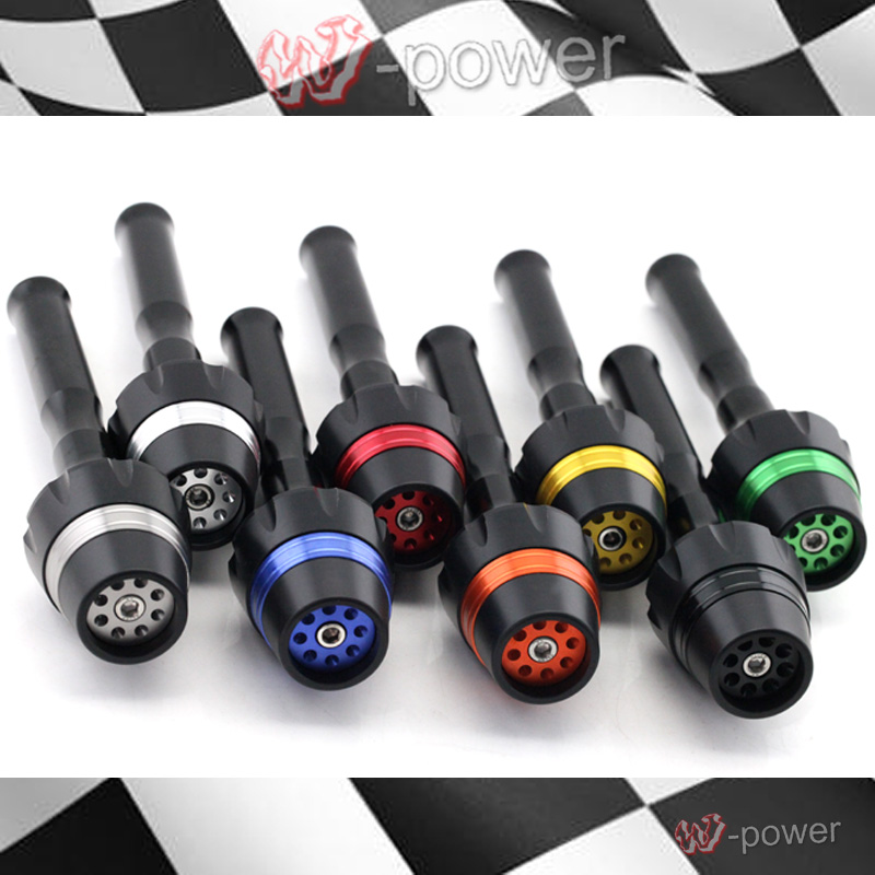 For KAWASAKI Z 250 ABS 2013-2015 New Design Motorcycle Frame Sliders crash protection Falling protection