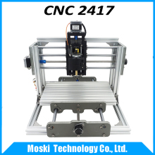 2417 diy engraving machine, 3axis mini Pcb Pvc Milling, metal and wood Carving, grbl control