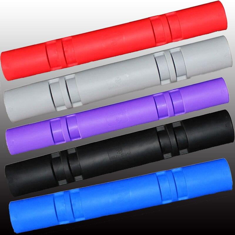 Barre de poids matérielle de Tube de forme physique de VIPR de TPR pour la construction de Muscle et le rouleau pour l'entraînement de mouvement 4 kg 6 kg 8 kg 10 kg 12 kg de la chine