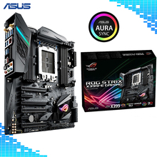 Asus ROG STRIX X399-E GAMING Motherboard AMD X399 Socket TR4 8XDDR4 128GB E-ATX Motherboard