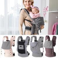 Neugeborenen Baby Träger 5-36M Säuglings Ergonomisches Vorne Schlinge Rucksack Zurück H-form Kinder Pouch Wrap träger mit Tasche