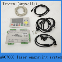 Co2 Laser Controller Anywells AWC608 For Co2 Laser Engraving Machine