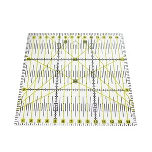 Patchwork Rulers Acrylic Accur