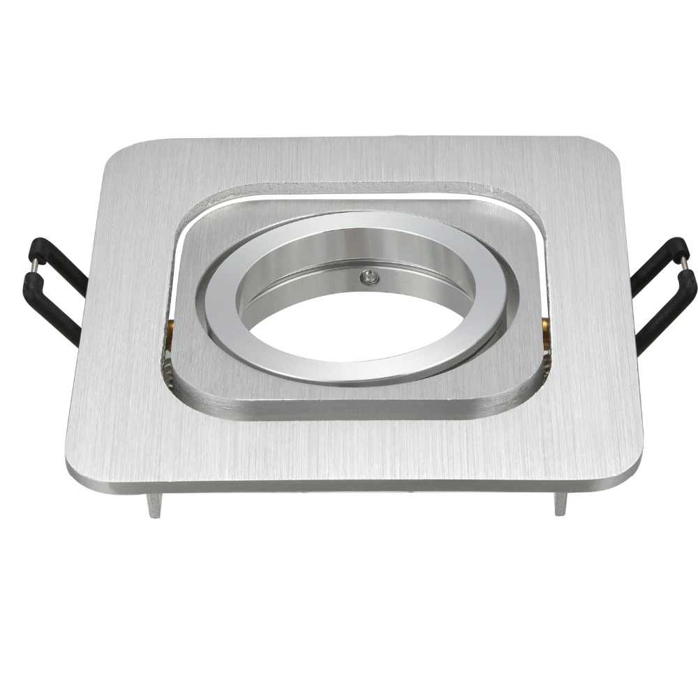 GU10 MR16 Recessed Ceiling Fixed Downlight Fitting Ceiling Spot Downlight
