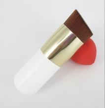 Oblique Style Foundation Brush Blush Angled Flat Top Base Liquid Cosmetic Multi-Function Mask Brushes Makeup Tool