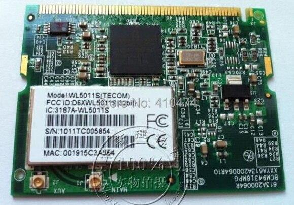 SSEA NOUVEAU pour Broadcom BCM4318 BCM94318 demi MINI PCI-E 54 Mbps Wlan WIFI Sans Fil Carte