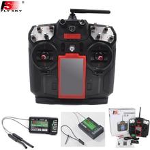 Original Flysky FS-I8 With IA10B / IA6B Receiver RC Remote Conroller 2.4G For RC Drone Quadecopter