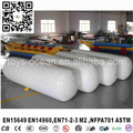 inflatable advertising floating water buoys with logo printing customize size