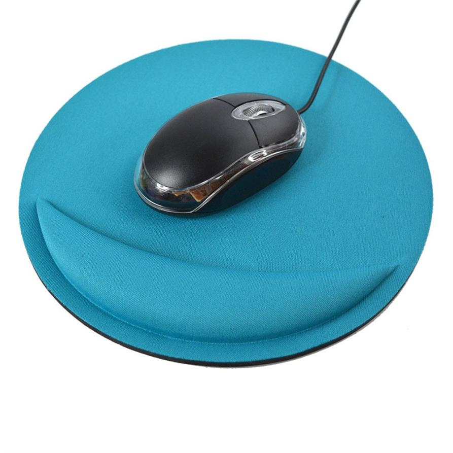 High quality Silicone Soft Mouse Pad with Wrist Rest Support Mat for Gaming PC Laptop Mac drop shipping apr10