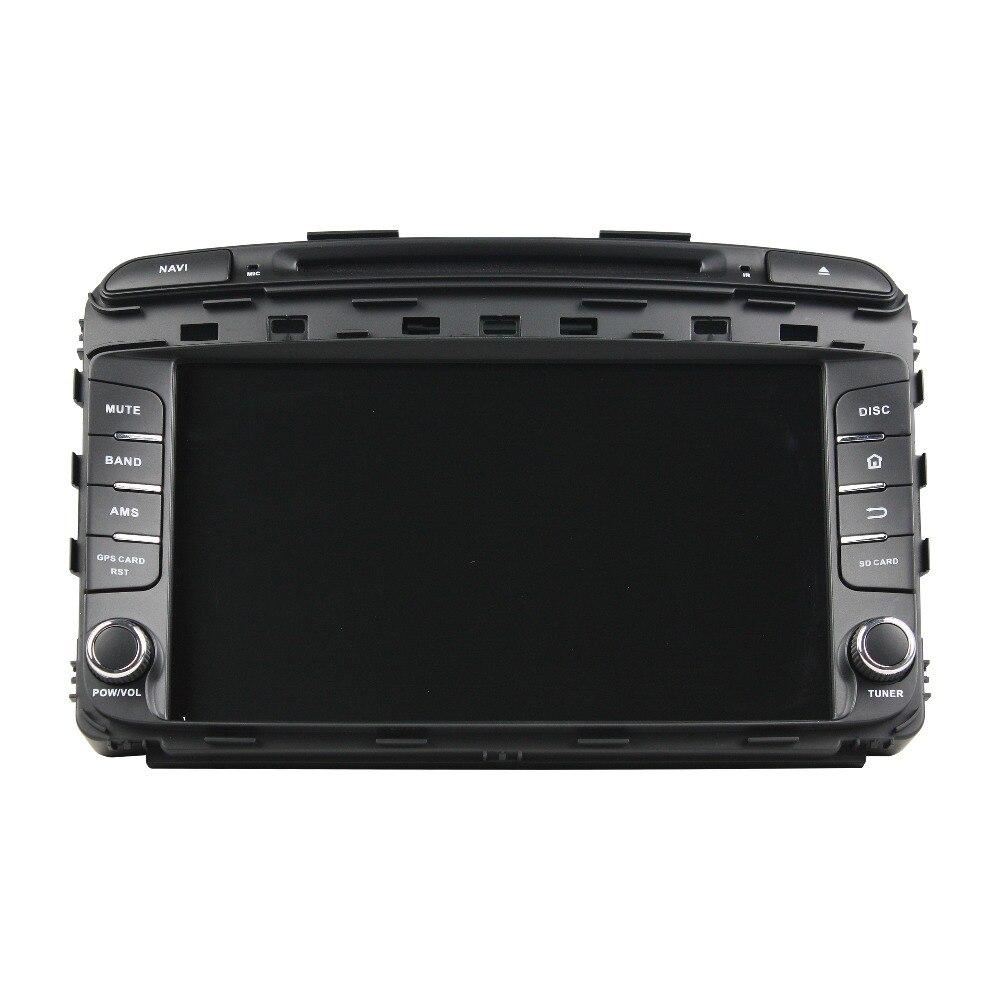 OTOJETA Android 8.0 voiture DVD lecteur octa Core 4 GB RAM 32 GB rom pour kia SORENTO 2015 + radio gps stéréo magnétophone tête unités