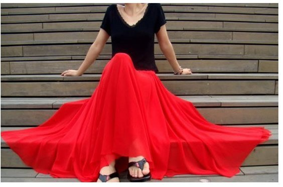 Aliexpress.com : Buy Free shipping 2013 New Design Long Skirts ...