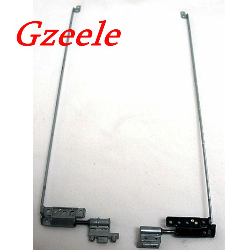 GZEELE NEW Notebook LCD Hinge For HP Pavilion Dv9000 Laptop LCD Screen HINGES 432963-001 3JAT9HATP13 3KAT9HATP14