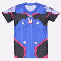 Hipsterme T Shirt Cosplay Show On Women S Clothing And Dry Gymshark Crossfit Titness Compression Shirt