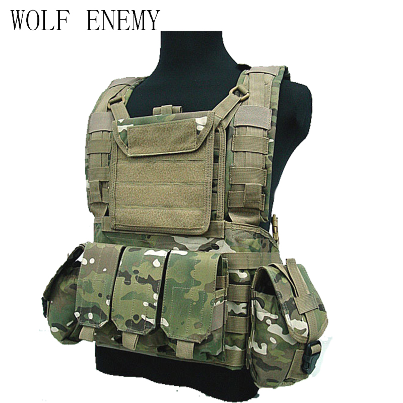 все цены на 3 litres of water bag Military USMC Tactical Combat Molle RRV Chest Rig Paintball Harness Airsoft Vest Multicam онлайн