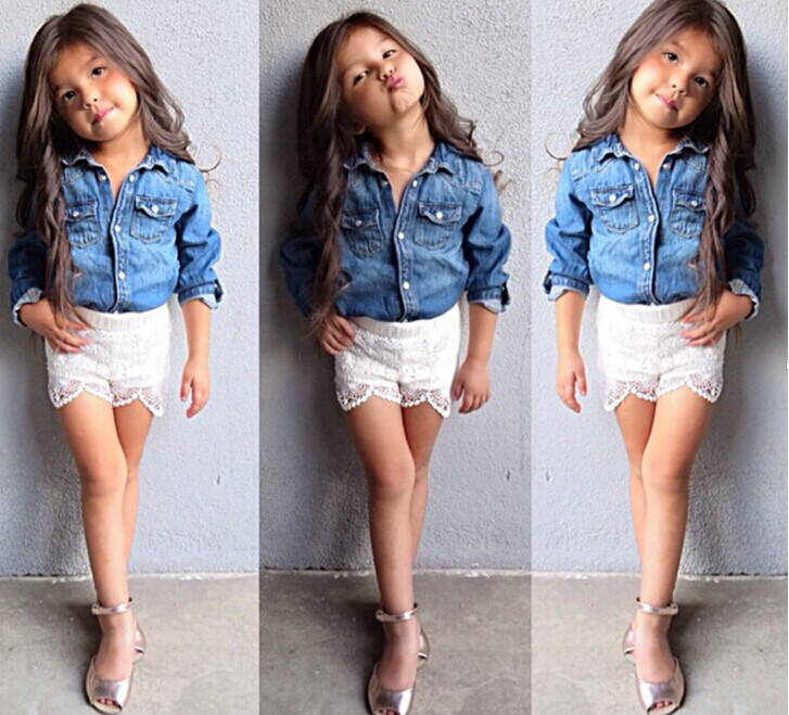 Aliexpress.com : Buy 2016 Summer fashion baby girl's clothing sets ...