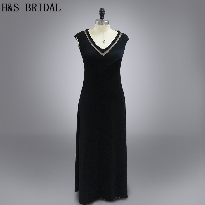 Real photo Vestidos Black sexy women night   dress   wedding party elegant   bridesmaid     dresses