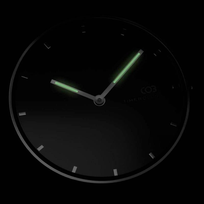 Xiaomi Mijiia TIMEROLLS COB Quartz Wrist Watch Luminous Pointer Stainless Steel Water Resistant Watches Men Women Luxury Watches-in Smart Wristbands from Consumer Electronics    2