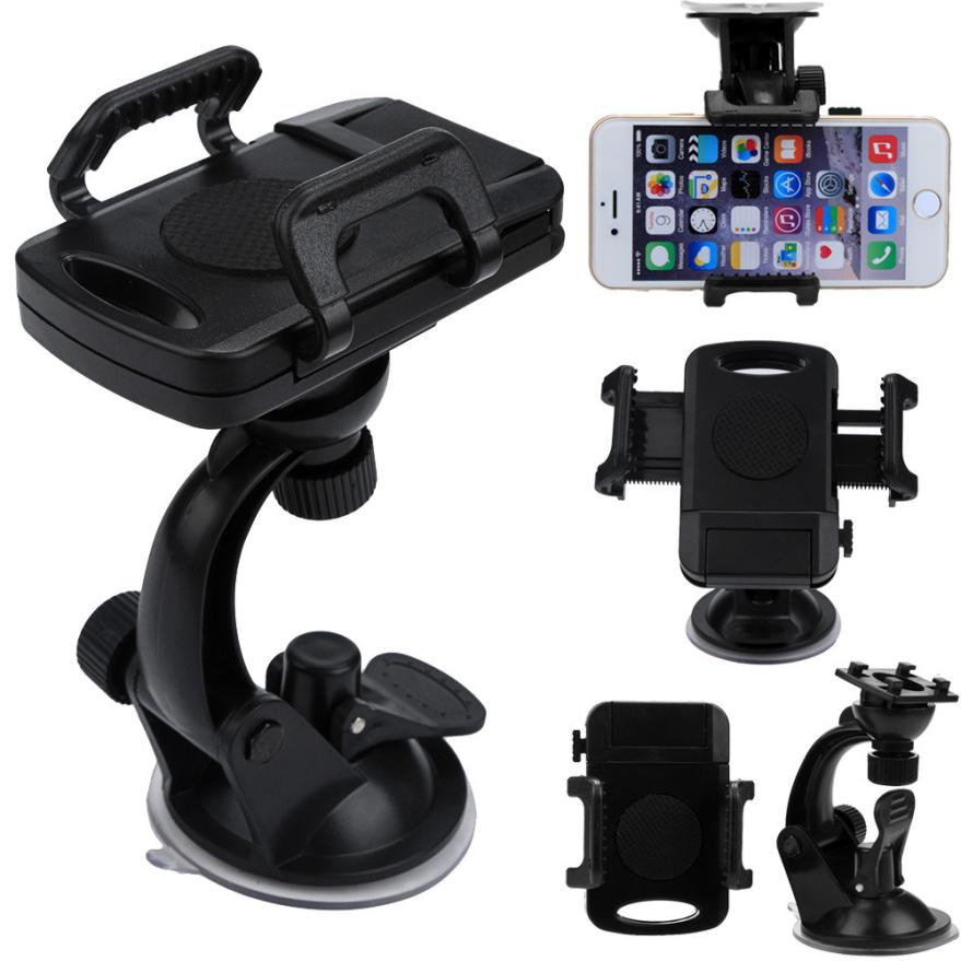 2018 hot selling New Universal 360 Rotating Universal Car Windshield Suction Mount Holder For iPhone6s Vicky