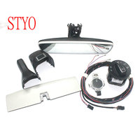 STYO Auto headlight switch+Rain Wiper Sensor+Dimming Rear View Mirror for VW Golf 7 MK7