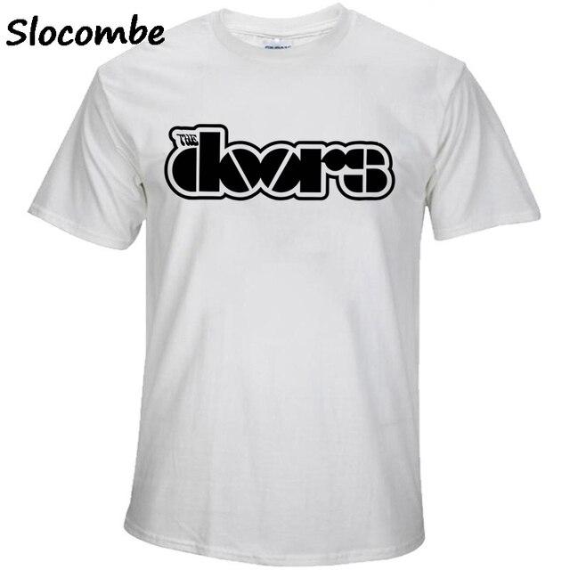 New Summer The Doors T Shirts Men Cotton Short Sleeve O Neck Letter Printed Man Rock  sc 1 st  AliExpress.com & New Summer The Doors T Shirts Men Cotton Short Sleeve O Neck Letter ...