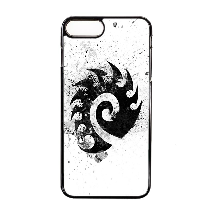 Starcraft 2 Zerg Symbol Cover Case For Ipod Touch 5 6 Iphone 4 4s 5