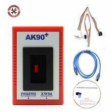 Оригинальный новейший V3.19 AK90 программатор ключей AK90 + для всех BMW EWS с 1995 2005 OBD2 копия автомобильных ключей по лучшей цене